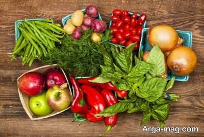تاثیر جوییدن میوه و سبزیحات در رفع جرم دندان