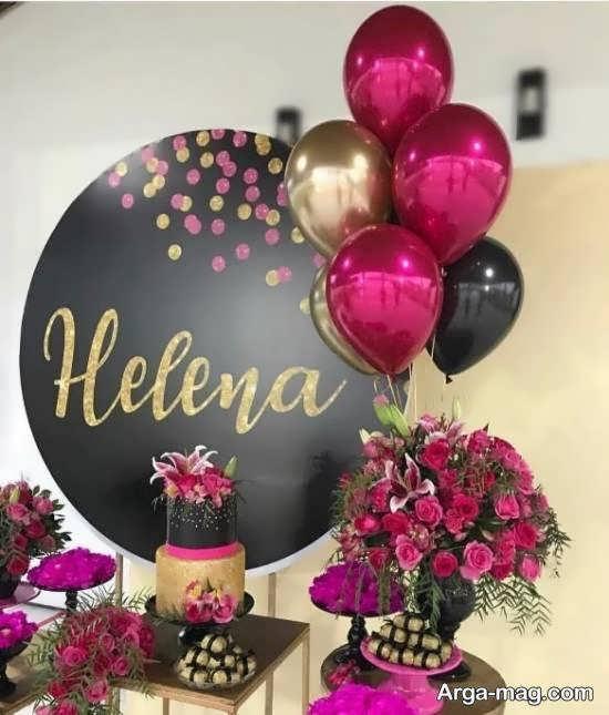 ایده هایی شیک و خواستنی از طراحی تولد گل های مختلف