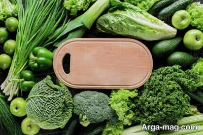 مواد غذایی دارای گلوتاتیون