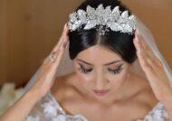 ایده هایی زیبا برای راهنمای انتخاب تاج عروس در مراسم عروسی