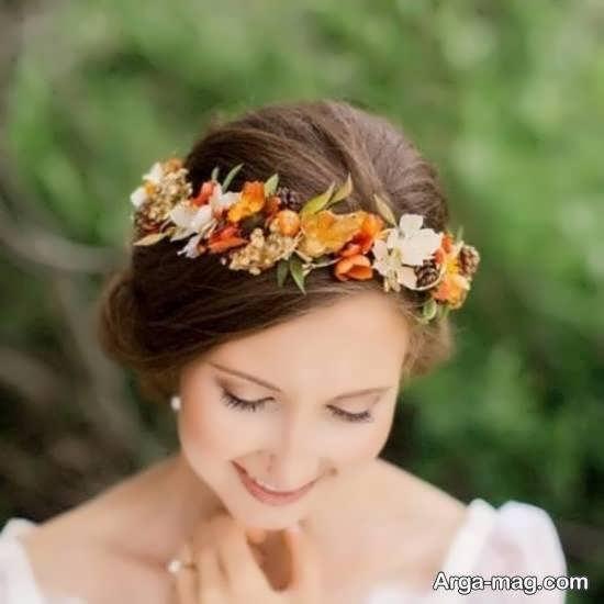 گالری زیبا و متنوع راهنمای گزینش تاج عروس