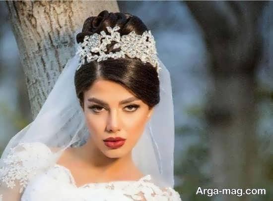 ایده هایی متفاوت و منحصر به فرد راهنمای گزینش تاج عروس