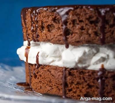 آموزش تهیه کیک چند لایه