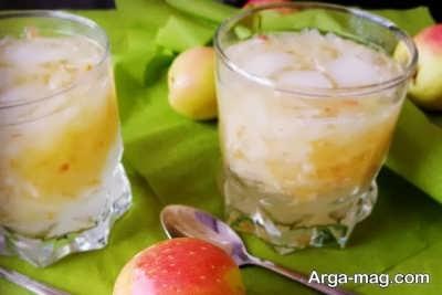 فالوده سیب چه تاثیری بر عملکرد های بدن دارد؟