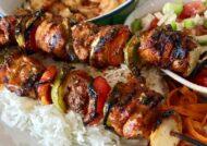 آشنایی با طرز تهیه کته کباب