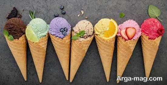 تعبیر خواب بستنی