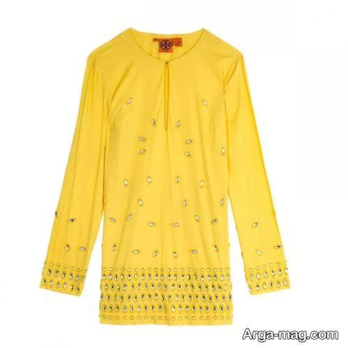 تونیک زرد هندی