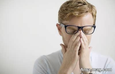 نشانه های ایجاد بیماری خارش چشم
