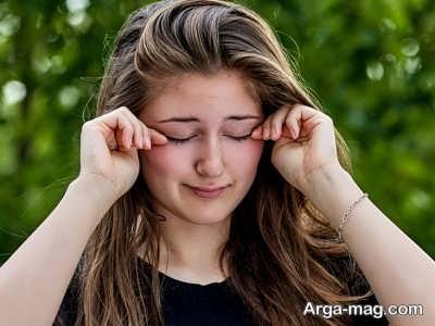 آشنایی با روش های درمان خارش چشم