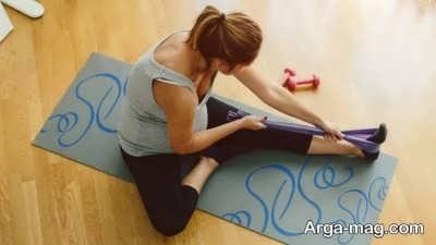 در بارداری ورزش به چه صورت انجام می شود؟