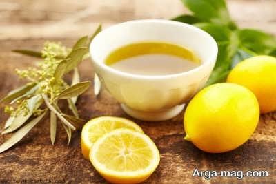 تاثیر مصرف آبلیمو روغن زیتون در سم زدایی کبد
