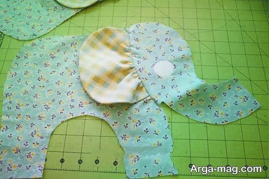 روش هایی ساده و جالب برای درست کردن عروسک فیل