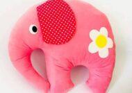 آموزش سه روش ساخت عروسک فیل