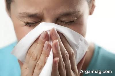 روش های از بین بردن عفونت بینی