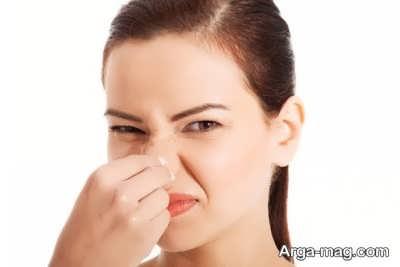 بوی بد بینی و پوسیدگی استخوان ها