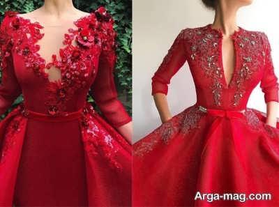 تعبیر خواب لباس قرمز