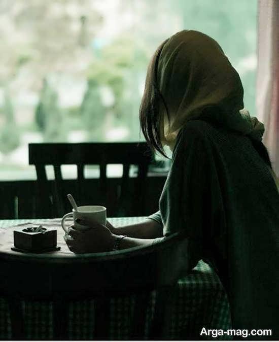 مجموعه ای منحصر به فرد از ژست تصویر غمگین برای دختران