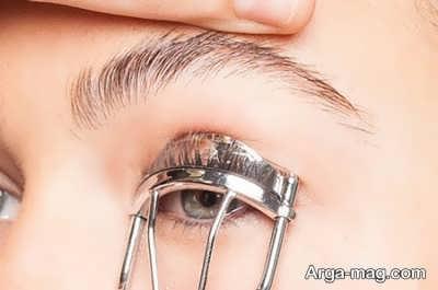 مدل آرایش چشم های ریز