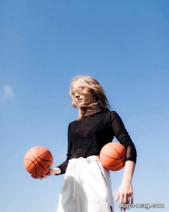 گالری بینظیری از ژست عکس ورزشی برای پروفایل