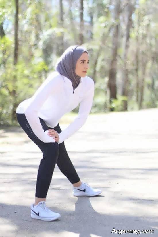 ایده هایی ارزشمند از زست تصویر ورزشی برای خانم ها