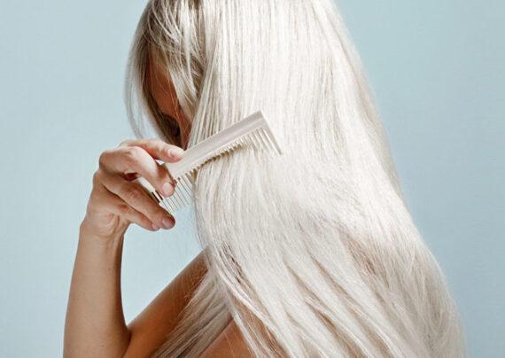 آشنایی با روش صاف کردن مو با نوشابه