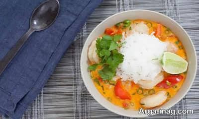 طرز تهیه خورش تایلندی
