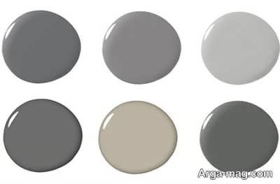ست کردن دکوراسیون منزل با رنگ خاکستری