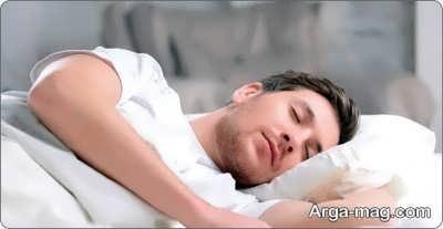 درمان های خانگی تعریق در شب