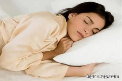 جوش شیرین و درمان تعریق در شب