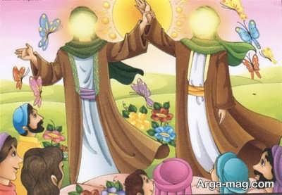 قصه دلنشین عید غدیر