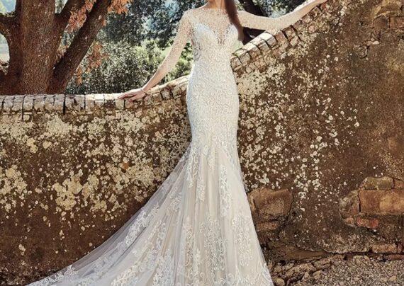 لباس عروس ترومپت