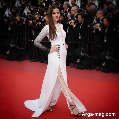 لباس سفید برای بازیگران ترکی