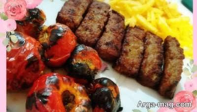 منوی غذایی ترکیه ای