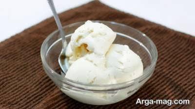 بستنی ترکیه ای