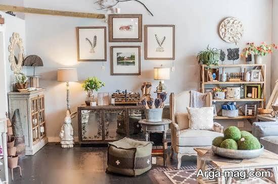 مجموعه ای ناب از سبک دیزاین وینتیج برای زیباسازی منزل