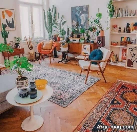 ایده هایی بینظیر و جذاب از سبک دکوراسیون وینتیج برای زیباسازی خانه