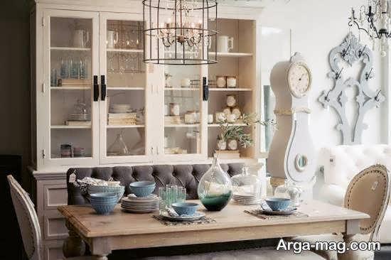 ایده هایی زیبا و خاص از سبک دکوراسیون قدیمی یا کهنه برای زیباسازی منزل