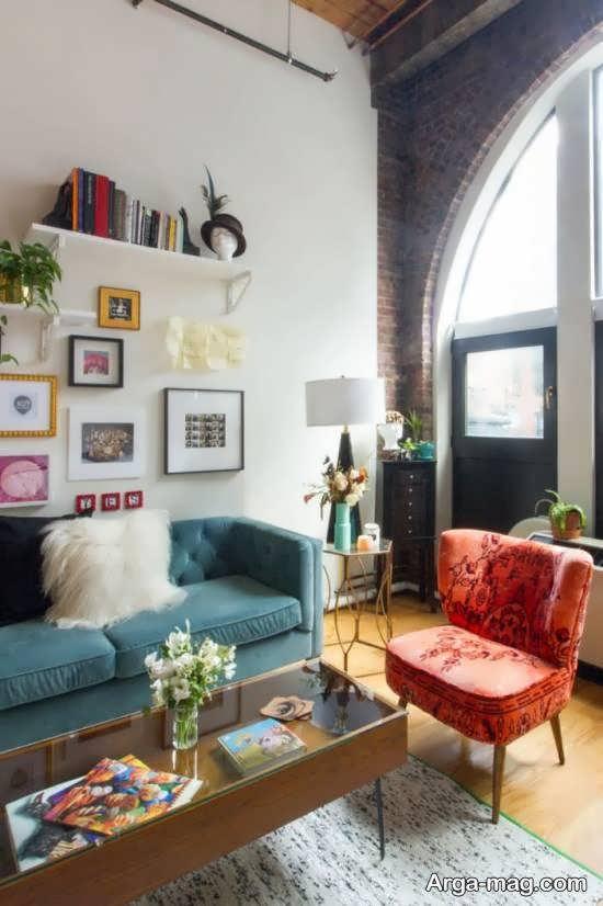 کلکسیونی از ایده های سبک دیزاین وینتیج برای طراحی منزل