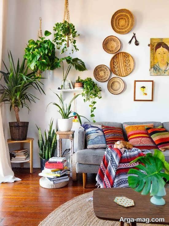 گالری زیبای از سبک دیزاین وینتیج برای زیباسازی اتاق ها