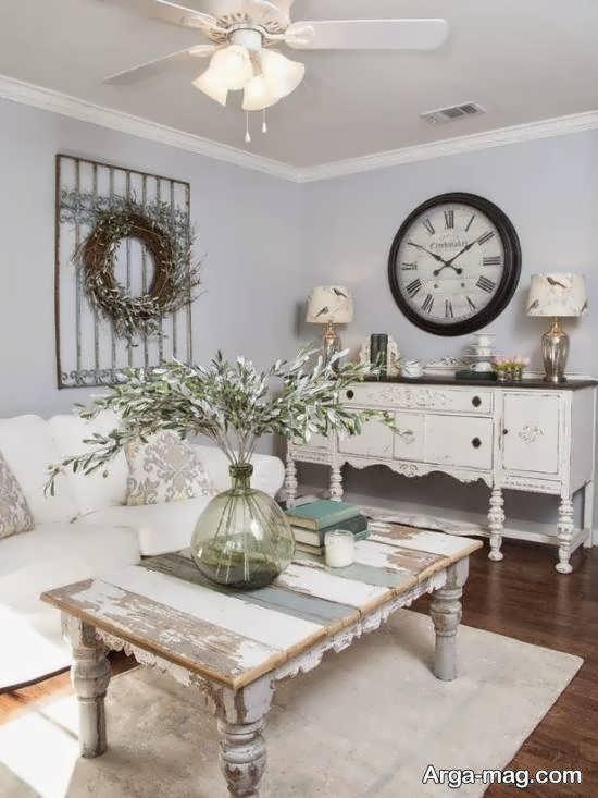 ایده هایی زیبا و منحصر به فرد از سبک دکوراسیون وینتیج برای زیباسازی منزل