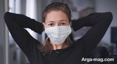 دستورالعمل شستشوی ماسک در خانه