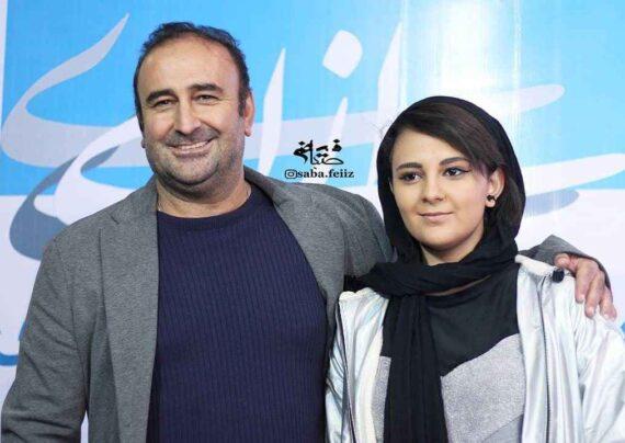 """گریم متفاوت مهران احمدی در فیلم """"وانتافه"""""""