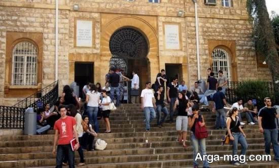 مکان های گردشگری بیروت