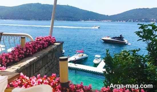 جزیره زیبای بیوک آدا