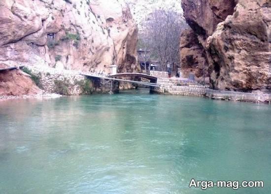 طبیعت دیدنی های اسلام آباد غرب