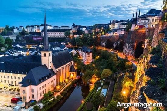 کشور لوکزامبورگ