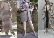 مدل مانتو براق