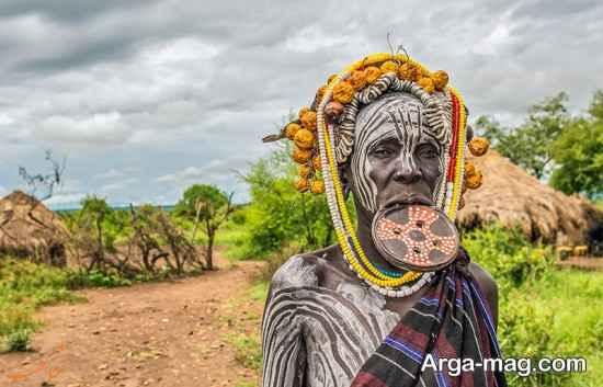 دیدنی های اتیوپی