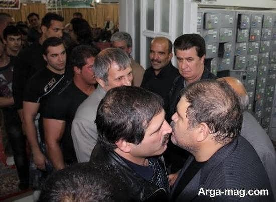 آشنایی با زندگینامه کیانوش گرامی بازیگ محبوب ایرانی