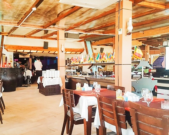 رستورانهای زیبای کیش